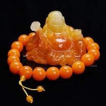 明星为啥都爱戴蜜蜡.重庆涪陵天然蜜蜡鉴定专业交易该去哪图片