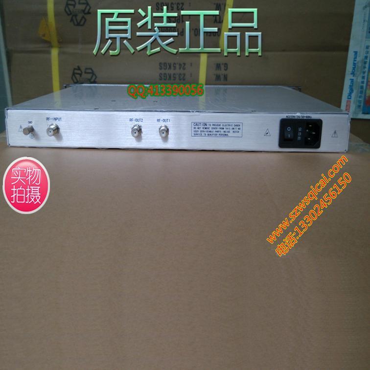 沃克VA-860F室内型机架式前置放大器沃克有线电视放大器