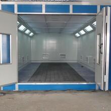 福建-環保汽車噴漆房家具噴漆房最新報價圖片