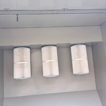 福建-立式打磨吸塵柜工業吸塵設備圖片