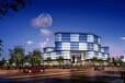 电子城.天津魔方——知性、风采、睿智的研发型办公楼