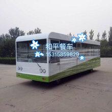 电动餐车小吃车千元创业?