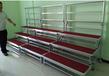 鋁合金合唱臺階可移動折疊合影站架帶輪學校集體拍照臺表演臺子