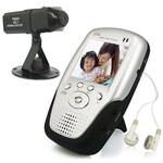2.4G无线婴儿监控设备SF668,2.4G无线监控设备,高清无线图像传输系统,监控设备套装图片