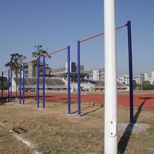 单杠引体向上地埋单杠健身器材图片