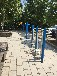 室外健身器材户外运动路径中老年人平步机漫步机公园小区体育设备