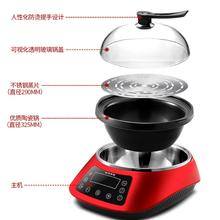 尚蒸鼎蒸汽海鲜锅家用蒸汽火锅大容量海鲜蒸汽锅多功能电蒸锅图片