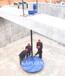 立式伞型涡轮搅拌机干式双曲面搅拌机南京凯普德