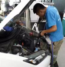 无水洗车加盟与纳米清洁洗车的优势