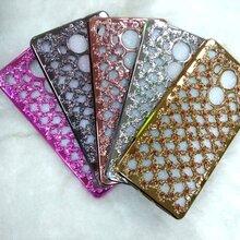 荣耀5X手机壳电镀TPU无合模线手机保护套蕾丝夏花系列