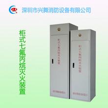七氟丙烷泄压口灭火专家国家标准柜式七氟丙烷灭火装置