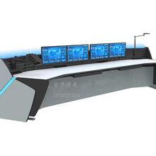 定制专业指挥中心调度台监控操作台行政大厅控制台图片