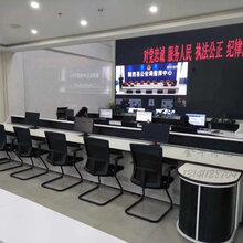 定制PDF-098指挥中心调度台行政大厅控制台监控中心操作台图片