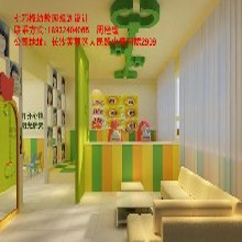 长沙湘潭幼儿园装修报价,幼儿园装饰设计找湖南七巧板幼教园规划设计
