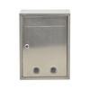 富祥B-F07铝合金带锁投诉箱意见箱建议箱信件箱信报箱
