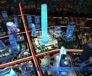 虚拟现实商业地产虚拟仿真系统,华锐视点图片