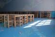 早教中心接待大厅地板早教中心接待大厅地胶