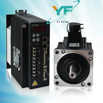 DSL200-P1-0R2系列伺服驱动器配200W伺服电机高性价比交流伺服