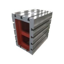 鑄鐵方箱鑄鐵方筒精度高硬度高華威機械包您滿意圖片