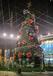 圣诞树道具出租圣诞主题展大型圣诞树租赁
