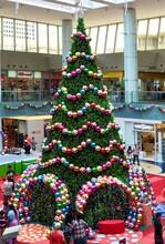 圣诞节主题展道具出租圣诞树制作厂家