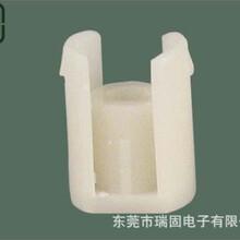 月牙形间隔柱/PC隔离柱/月牙形隔离柱/塑胶柱/月牙顶柱YPF图片
