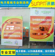 定制工厂液晶管理电子安灯看板无线工位设备状态报警物料呼叫系统图片