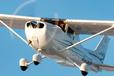 飞机模拟器飞行模拟器塞斯纳飞机模型