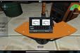 2017硕博新款焊接实训装置焊接模拟教学设备