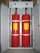 西安消防工程气体灭火七氟丙烷灭火装置(双瓶组)702--180L2
