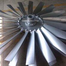供应优质铝风叶可调铝叶轴流风叶图片