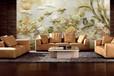 家庭装饰背景墙壁画大型无缝环保可定制壁画