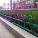 郴州白色花坛草坪护栏厂家还有多种颜色PVC塑钢供应