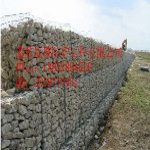 青岛三绞宾格网厂家用在哪些护坡护岸工程效果显著