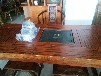 全实木大板茶桌南榆木茶桌