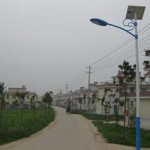 黔南太阳能路灯厂家现货6米30瓦亮灯时间10小时以上专用配置价格
