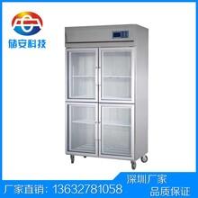 厂家直销工业用恒温恒湿柜/自制半导体存储控温控湿柜