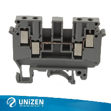 JUT1-4/2-2螺钉导轨接线端子UK通用端子两进两出螺钉端子配电箱接线端子