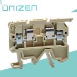 厂家直销JUT2-4RD悬臂分断式保险丝端子导轨式接线端子图片