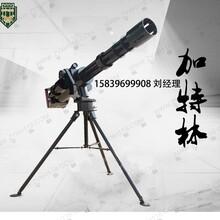 河南气炮枪发源地振宇协和新款气炮枪游乐气炮枪加特林图片
