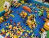 工厂直销轻量化玩具EPP益智积木艾可EPP玩具积木玩具厂家