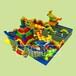 EPP积木王国厂家儿童乐园拼搭积木大型室内游乐积木艾可