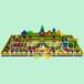 四川积木乐园幼儿园超大型颗粒儿童乐园epp积木城堡艾可