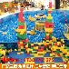 商超中庭积木室内儿童乐园积木儿童乐园EPPTOY积木乐园