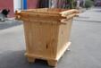 花木箱黄岛港站附近加工厂松木出口包装加固一条龙