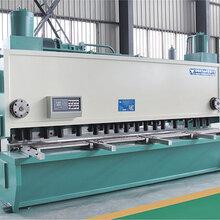 江苏锋利QC12Y-8×2500液压摆式剪板机