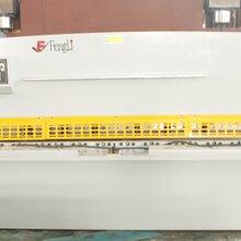 锋利QC12Y-6×2600液压摆式剪板机数控机床南通