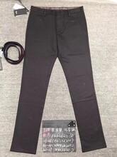 广州石井国际服装批发市场——休闲商务长裤原单正品一手货源图片