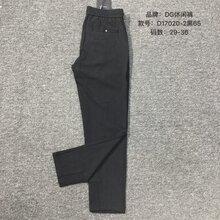 明星同款爆款品牌休闲裤,加绒加厚精品男裤库存尾货批发,广州名都汇图片
