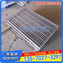 广州供应各种规格喷漆网格栅板深圳平台钢格栅踏步板防滑抗压